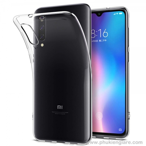 Ốp lưng Xiaomi Redmi 7A TPU dẻo siêu mỏng Trong suốt