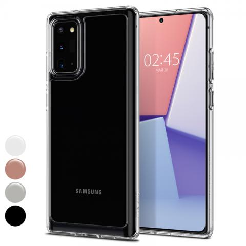 Ốp lưng Spigen Galaxy Note 20 Case Ultra Hybrid - Hàng chính hãng