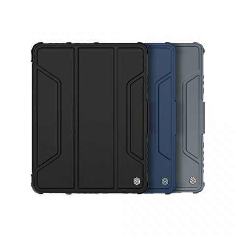 Bao da iPad 10.9 2020 Nillkin Bumper Cam Shield - Hàng Chính Hãng