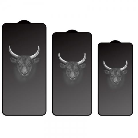Miếng dán cường lực iPhone 13 Pro Mipow Chống Vân Tay 2.7D - Hàng Chính Hãng