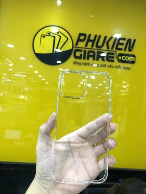 Ốp lưng iPhone 13 Memumi Slim Trong suốt - Hàng Chính Hãng