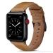 Dây đeo Apple Watch 38mm Kakapi Da trơn