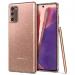 Ốp lưng Galaxy Note 20 Spigen Liquid Crystal Glitter - Hàng chính hãng