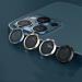 Miếng dán bảo vệ iPhone 12 Pro KuZoom Camera Protection - Hàng Chính Hãng
