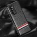 Ốp lưng Galaxy Z Fold 2 Likgus Leather Case Họa Tiết - Hàng Chính Hãng